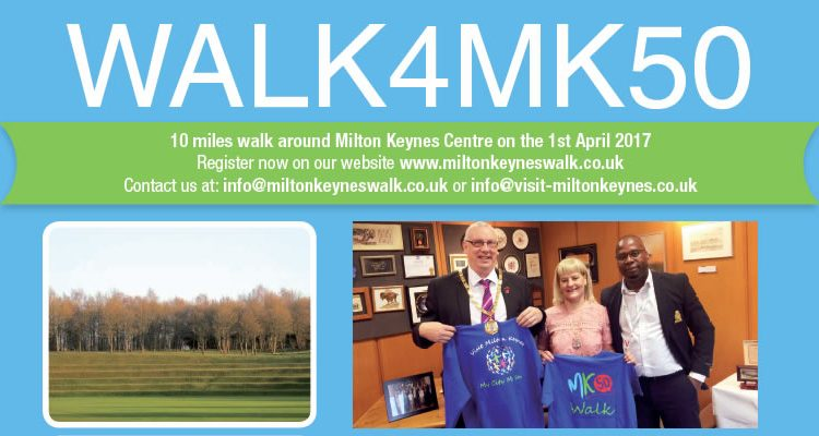 Milton Keynes Walk